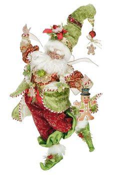 Mark Roberts Mark Roberts Collectible Gingerbread Christmas Fairy - Medium 16