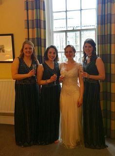 Another of our bridal parties from earlier this week All hair & makeup Lipstick and Curls http://www.lipstickandcurls.net/services/bridal-styling/
