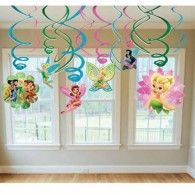 Hello Kitty Party Supplies: Dangling Swirls 12 Pack Party Supplies Canada - Open A Party Little Mermaid Birthday, Fairy Birthday Party, Birthday Party Decorations, Birthday Ideas, 5th Birthday, Birthday Parties, Tangled Birthday, Tangled Party, Halloween Decorations