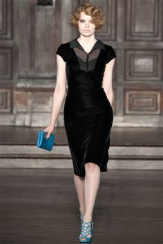 L'Wren Scott - Collections Fall Winter 2012-13 - Shows - Vogue.it