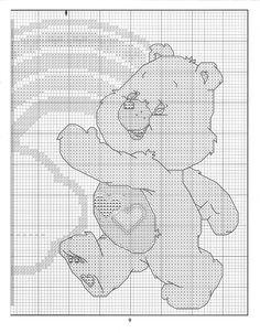 Care Bears Baby Keepsakes: Love A Lot Bear 3/3