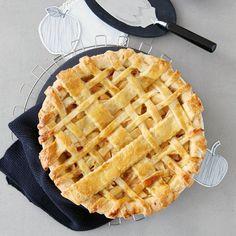 Rezept: Apple Pie mit Salz-Karamell von Zucker, Zimt und Liebe