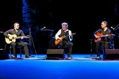 Pavlo, Rik Emmett & Oscar Lopez - April 5, 2012