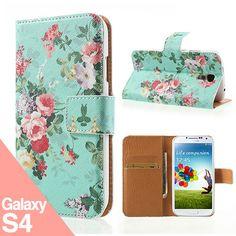 Cute flowers S4 -  Funda Samsung Galaxy S4 - La Tienda de Doctor Manzana