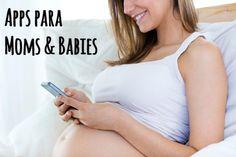 As melhores apps para grávidas e recém mamãs!