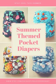 Need some inspiration for some adorable summer diapers? Check these must haves out! Diapers, Little Ones, Etsy Seller, Dreams, Cool Stuff, Check, Creative, Summer, Baby
