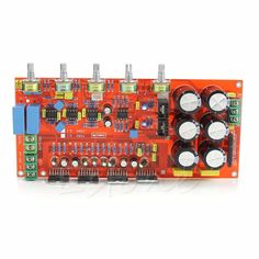 TDA7294 2 x  80W +160W Subwoofer Low Pass Filter 2.1 Amplifier Board Module -R179 Drop Shipping #Affiliate