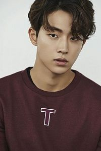 South Korean model and actor Nam Joo Hyuk is the latest star to endorse the fashion brand UGIZ. The actor steals hearts with his perfect boyfriend look completed with hot fashion items such as bomber jackets, sweatshirts, skinny jeans, and more. Korean Male Actors, Asian Actors, Korean Celebrities, Korean Male Fashion, Celebs, Hot Korean Guys, Cute Korean, Nam Joo Hyuk Smile, Nam Joo Hyuk Tumblr