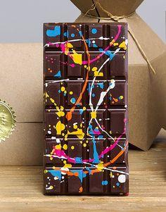POLLOCK chocolate
