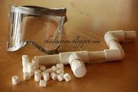 marshmallow shooters...fun craft idea for one day