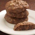 Chocolate-Pecan Brownie Cookies