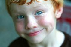 cute ginger boy
