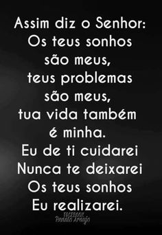 vejo Deus fazer,bem assim comigo!! Glorias.. King Of My Heart, Jesus Freak, Jesus Loves Me, Dear Lord, Gods Love, Positive Vibes, Jesus Christ, Love You, Inspirational Quotes