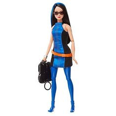 Check out the Barbie™ Spy Squad Renee® Secret Agent Doll at the official Barbie website. Explore the world of Barbie now! Barbie Club, Barbie Dolls, Spy Outfit, Spy Sunglasses, Bloom Fashion, Barbie Website, Barbie Fashionista Dolls, Doll Clothes Barbie, Chelsea