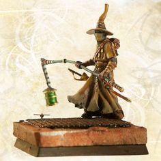 Darkness Hunter Sagoth | Cadwallon miniatures