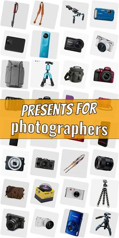 Presents For Photographers, Chicken Zucchini, Popsugar, All In One, Great Gifts, Lovers, Gift Ideas, Inspired, Happy