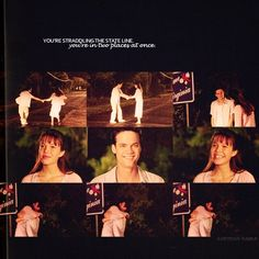 a walk to remember soooo cheesy but i mean who didnt fall in love with this movie!?