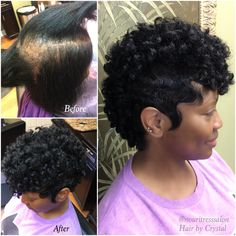 Make It Fuller by NouriTress used to cover hair thinning.