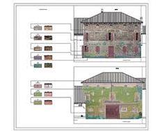 elaborati restauro architettonico - Cerca con Google