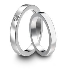 210 Best Wedding Rings Images On Pinterest Rings Wedding Bands