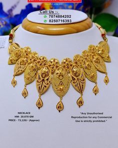 Used Gold Jewelry For Sale Gold Jewelry For Sale, Gold Jewelry Simple, Golden Jewelry, Womens Jewelry Rings, Silver Jewelry, Gold Jewellery Design, Jewelry Patterns, Gold Necklace, Necklace Set