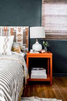 Stylish bedroom decor, mid-century and modern lighting pieces. Discover trendiest chandeliers, wall and floor lamps and projects with us! | www.delightfull.eu | Visit for more inspirations about: mid-century bedroom, bedroom lighting, bedroom chandeliers, bedroom lamps, bedroom lighting, bedroom floor lamps, bedroom wall lamps, mid-century modern bedroom, industrial bedroom, bedroom decor, bedroom design, bedroom set, industrial bedroom, Scandinavian bedroom
