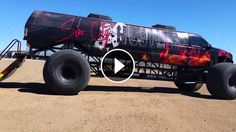 Extreme Luxury $1M Ford Excursion Monster Truck - Sin City Hustler is not only monster truck but it is also Excursion limousine... Sin City Hustler, based on a Ford