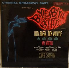 Bye Bye Birdie Original Broadway Musical 1960 by DorenesXXOO