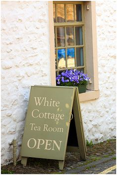 White Cottage Tea Room, Cargrave, Yorkshire Dales