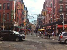 New York City - Little Italy #SasaYork #NewYork #LittleItaly
