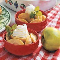 Cinnamon Baked Apples--simple, basic recipe