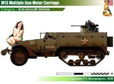 M13 Multiple Gun Motor Carriage
