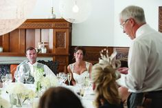 How to write a flawless 'father of the bride' speech © andreapickering.com