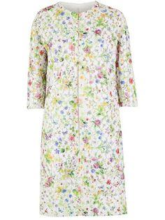 GIAMBATTISTA VALLI Floral Coat