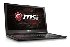 """MSI GS63VR Stealth Pro-230 15.6"""" Ultra Thin and Light Gaming Laptop Intel Core i7-7700HQ"""