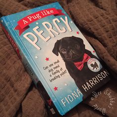 #BookReview: A Pug Like Percy