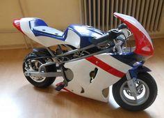 maly-minimoto: minibike h2o by MALY