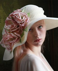 GUIBERT Millinery, Perfect Day For Whoever Collection #FashionSerendipity