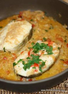 curry di pesce