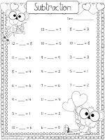 1st Grade Fantabulous: Heart Day Super-Sized Freebies Post