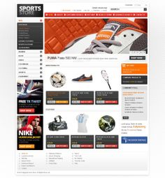 Our Magento themes are designed by top professionals and design experts to provide you only the best solution for your online business. www.titantemplates.com