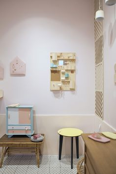 IreneIrene chez Des Petits Hauts / jusque fin 2014 / 5 rue Keller / Paris