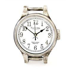 Tischuhr Vintage Look Metall nostalgisches Äußeres Shabby Look Standuhr in Uhren & Schmuck, Weitere Uhren, Tisch-, Kamin- & Reiseuhren | eBay