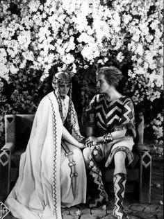 Die Nibelungen,1924 Kriemhild und Siegfried
