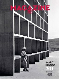 Air France Magazine - n°201 - Marc Riboud - January 2014  #Zagreb #Thassos #Naples #AirFrancemag