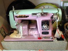 Prettiest Home Mark machine ever made