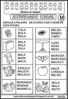 sequencia-alfabetica-atividade-legal-alfabetizacao-M-imprimir-colorir.JPG…