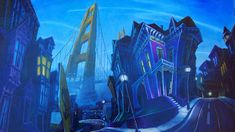 Animation art from Ralph Bakshi's AMERICAN POP (1981). Ralph Bakshi, Animation, Cartoon, Pop, American, Projects, Painting, Log Projects, Popular