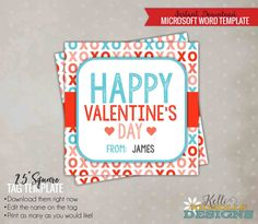YouRe The Balm Happy ValentineS Day Tag Template Printable