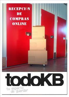 www.todokb.com Servicio de punto de recogida de compras online o por catálogo.